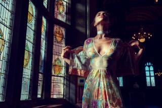 Irina Shayk en Vogue [2358x1570] [539.07 kb]