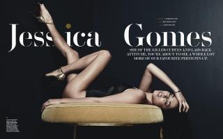 Jessica Gomes en Gq [1040x652] [141.25 kb]