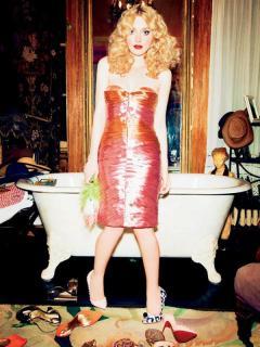 Dakota Fanning en Glamour [600x800] [84.42 kb]