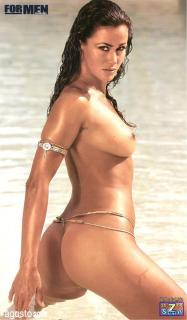 Samantha De Grenet en For Men 2005 Desnuda [761x1300] [102.47 kb]