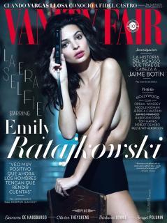 Emily Ratajkowski en Vanity Fair [2433x3248] [935.66 kb]
