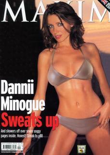 Dannii Minogue en Maxim [916x1281] [169.05 kb]