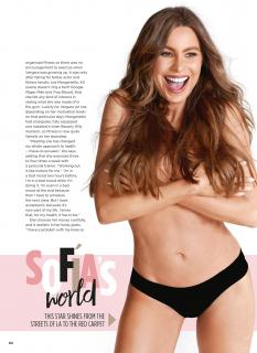 Sofia Vergara en Womens Health [2373x3246] [778.02 kb]