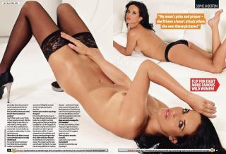 Sophie Anderton en Zoo Magazine Desnuda [1800x1227] [254.54 kb]