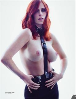 Audrey Fleurot en Lui Magazine Desnuda [703x906] [103.33 kb]