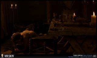 Oona Chaplin in Game Of Thrones Nude [1270x760] [97.25 kb]