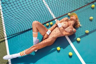Natasha Legeyda en Playboy [1946x1304] [617.82 kb]