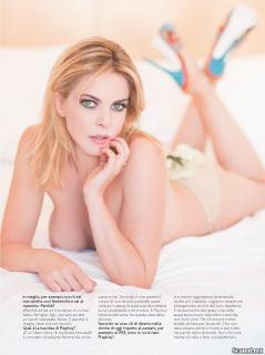 Claudia Gerini en Playboy [1239x1654] [244.82 kb]