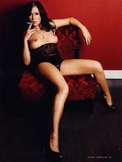 Simone Thomalla en Playboy Desnuda [2624x3468] [831.1 kb]