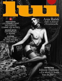 Anja Rubik en Lui Magazine [2479x3214] [1274.25 kb]
