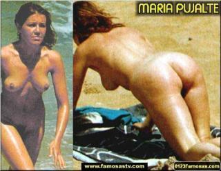María Pujalte en Topless Desnuda [500x388] [57.95 kb]