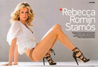 Rebecca Romijn en Esquire [2304x1580] [443.9 kb]