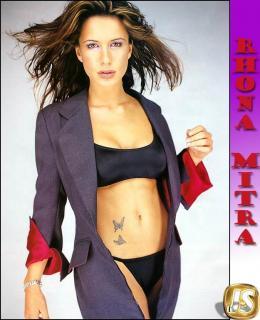Pics Rhona Mitra Bikini