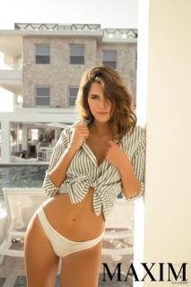 Paulina Vega en Maxim [400x600] [48.86 kb]