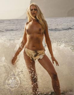 Sarah Knappik en Playboy Desnuda [1006x1300] [265.93 kb]