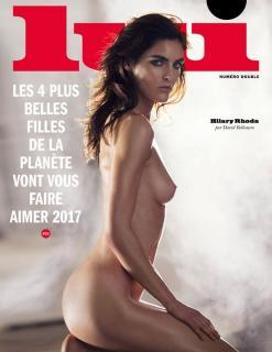 Hilary Rhoda en Lui Magazine Desnuda [772x1000] [103.61 kb]