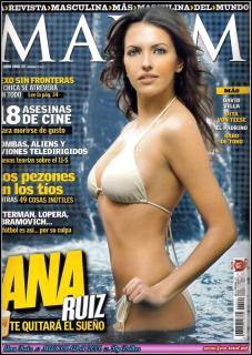 Ana Ruiz en Maxim [886x1245] [201.7 kb]
