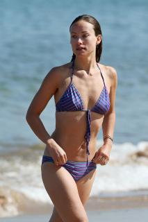 Olivia Wilde en Bikini [2000x3000] [539.36 kb]