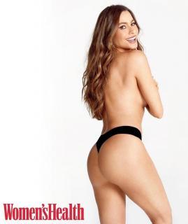 Sofia Vergara en Womens Health Desnuda [800x950] [97.14 kb]