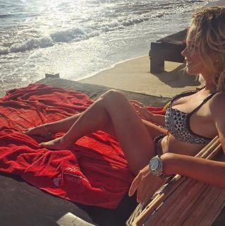Diletta Leotta en Bikini [810x810] [217.92 kb]