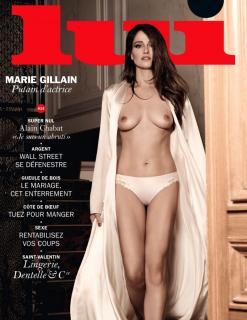 Marie Gillain in Lui Magazine Nude [928x1201] [202.32 kb]