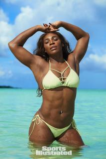 Serena Williams en Si Swimsuit 2017 [1280x1920] [252.8 kb]