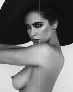 Ellie Gonsalves in Treats! Magazine Nude [1140x1440] [265.68 kb]