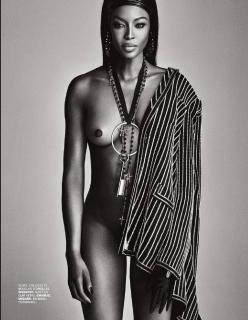 Naomi Campbell en Lui Magazine Desnuda [1238x1592] [423.77 kb]