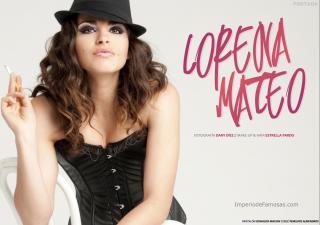 Lorena Mateo en Lanne Magazine [1500x1059] [224.84 kb]