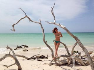 Silvia Alonso en Bikini [1080x810] [139.62 kb]