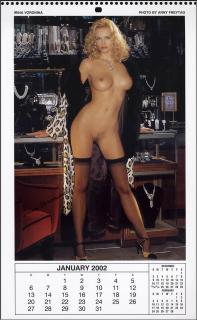 Calendario Playboy 2002 [707x1148] [136.14 kb]