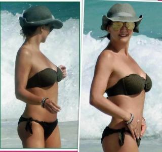Andrea Legarreta en Bikini [835x786] [95.88 kb]