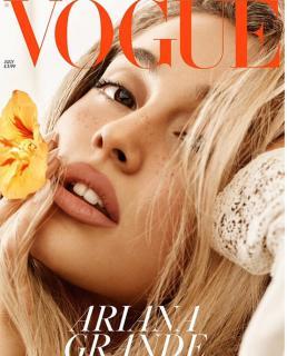 Ariana Grande en Vogue [1242x1537] [292.88 kb]