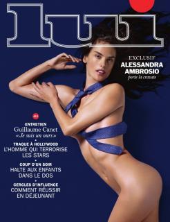 Alessandra Ambrosio en Lui Magazine [936x1216] [184.88 kb]