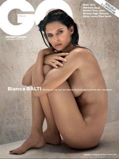 Bianca Balti en Gq [675x900] [140 kb]