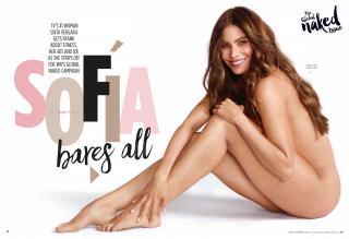 Sofia Vergara en Womens Health Desnuda [3900x2674] [800.44 kb]
