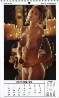 Calendario Playboy 2002 [774x1270] [125.1 kb]