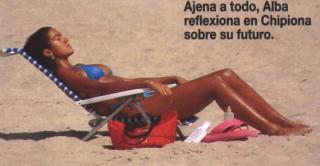 Alba Molina dans Bikini [850x442] [50.42 kb]