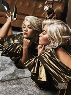 Rita Ora en Glamour [3431x4591] [2606.69 kb]