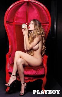 Raquel Jacob en Playboy [612x960] [113.11 kb]