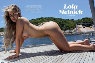 Lola Melnick en Playboy Desnuda [2035x1349] [750.49 kb]