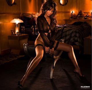 Garcelle Beauvais en Playboy Desnuda [1025x1000] [243.9 kb]
