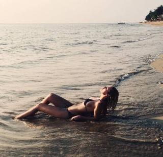 Priscila Hernández en Bikini [653x633] [109.95 kb]