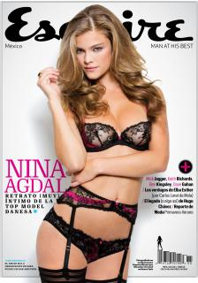 Nina Agdal en Esquire [2233x3189] [592.31 kb]
