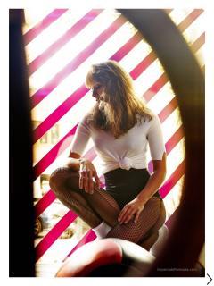 Mariam Hernández en Revista Mine [1125x1500] [267.41 kb]