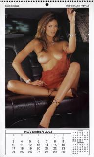 Calendario Playboy 2002 [766x1273] [134.8 kb]