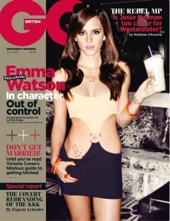 Emma Watson en Gq [1235x1600] [236.47 kb]