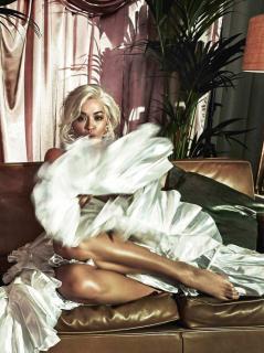 Rita Ora en Glamour [3431x4591] [1912.55 kb]