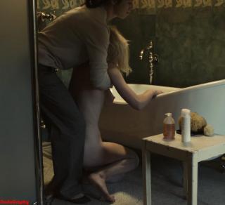 Kirsten Dunst dans Melancholia Nue [893x816] [50.28 kb]