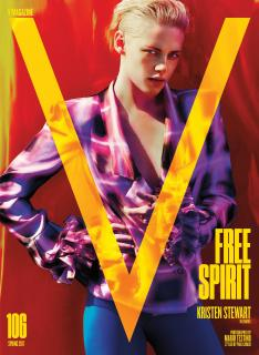 Kristen Stewart en V Magazine [2857x3900] [1727.64 kb]